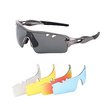 Issyzone pollino de Zona Bicicleta Gafas Gafas de Sol Gafas ...