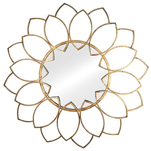 Home Accents Metal Mirror - 9