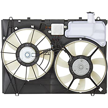 Spectra Premium CF15012 Engine Cooling Fan Assembly