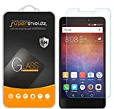 [3-Pack] Supershieldz for Huawei Ascend XT Tempered Glass Screen Protector, Anti-Scratch, Anti-Fingerprint, Bubble Free, Lifetime Replacement