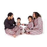 Burt's Bees Baby Unisex Family Jammies, Holiday Matching Pajamas, Organic Cotton