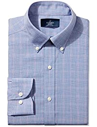 Men's Slim-Fit Non-Iron Dress Shirt (Discontinued Patterns)
