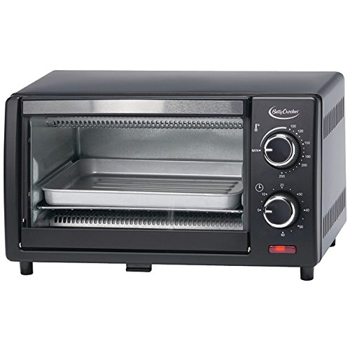 Buy betty crocker bc-1664cb 9-liter toaster oven