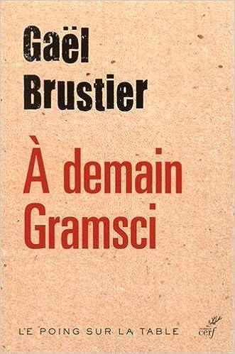 En ligne A demain Gramsci pdf