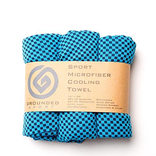 Blue 98% Bamboo Cotton - 2
