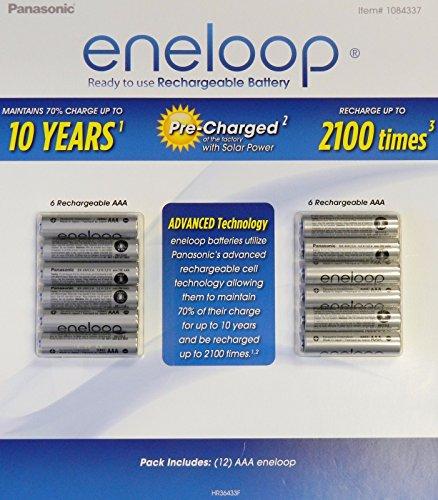 panasonic eneloop aaa batteries - 4