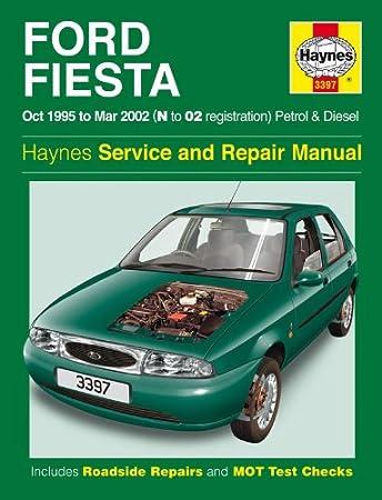 ford fiesta repair manual haynes manual service manual workshop rh amazon co uk ford fiesta 2002 haynes manual download 2008 Ford Fiesta
