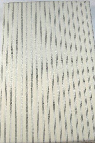 Ralph Lauren Hoxton Graham Cream Grey Stripe Pillowcases Standard (Lauren Cases Pillow Ralph)