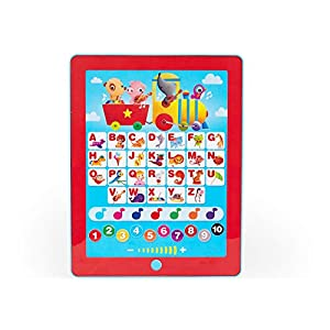 Comdaq Plastic educational touch pad,...