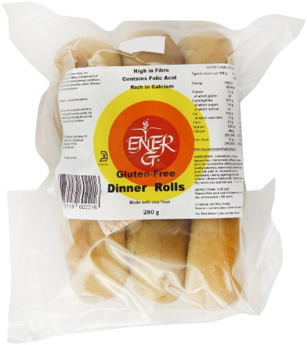 Dinner Rolls, 9.88-Ounce Packages (Pack of 6) (Gluten Free Dinner)