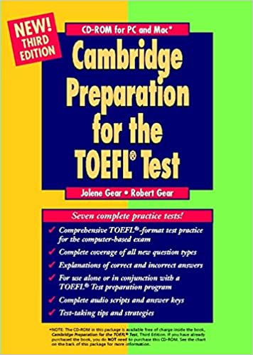 Download for cambridge ebook the 4th edition toefl preparation test
