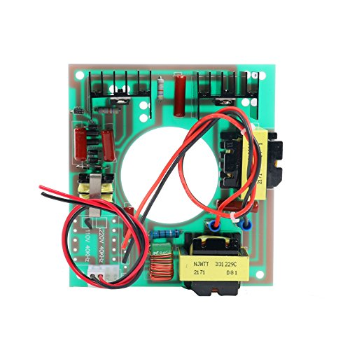 60W 40KHz Ultrasonic Cleaning Transducer Cleaner + Power Driver Board 110V AC by YaeCCC (Image #4)