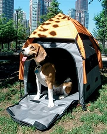 Umbra Pet Tent Pop Up Portable Pet House & Amazon.com : Umbra Pet Tent Pop Up Portable Pet House : Dog Houses ...