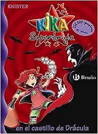 Kika Superbruja en el castillo de Drácula Castellano - A