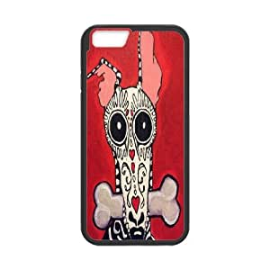 """Wholesale Cheap Phone Case For Apple Iphone 6,4.7"""" screen Cases -Funny Dog,Dogs Art Pattern-LingYan Store Case 9"""