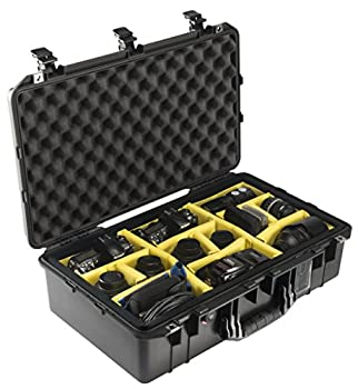 Pelican Air 1555 With Padded Dividers (Black) 2