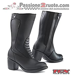 Botas Para Mujer moto Tcx Lady Classic Waterproof 38