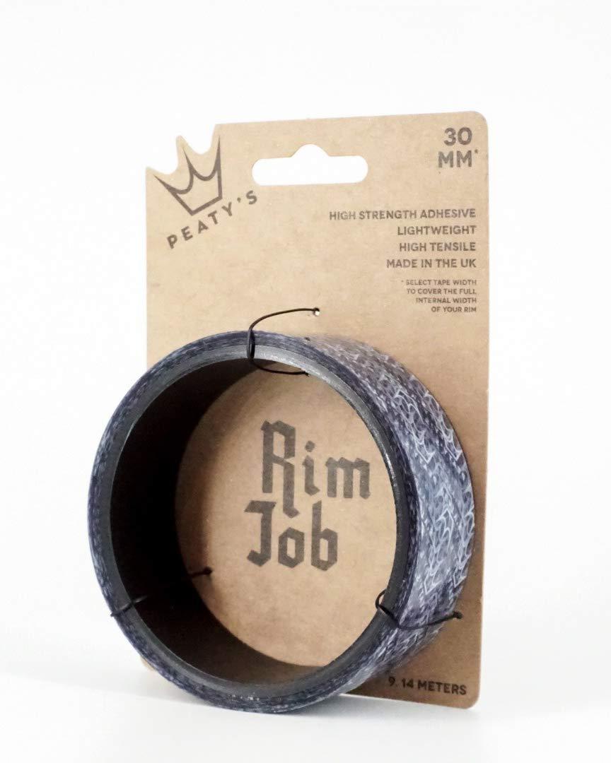 Single 9 Metre Roll Super High Tensile Bicycle Rim Tape Peatys Rim Job