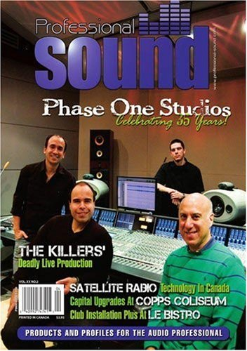 Best Price for Professional Sound Magazine Subscription