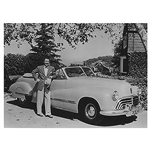 1947 Oldsmobile 98 Convertible Coupe Automobile Photo Poster