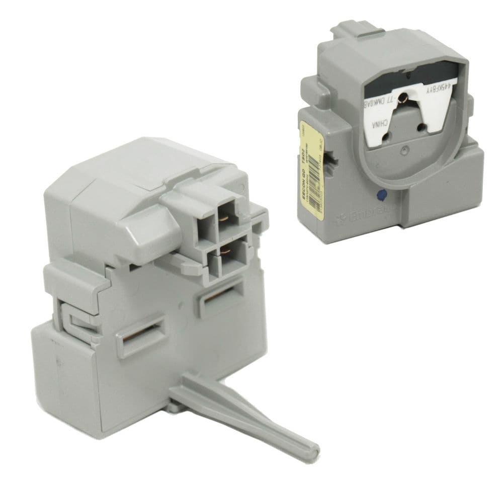 Whirlpool W10189190 Refrigerator Compressor Overload and Start Relay Genuine Original Equipment Manufacturer (OEM) Part