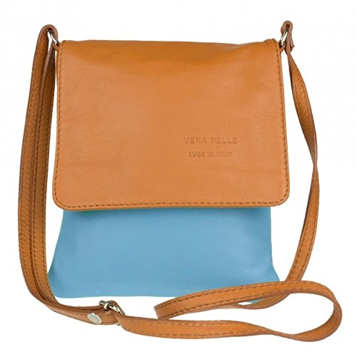Femme Light Craze tan London Blue Bandoulière Sac wffPTqBa
