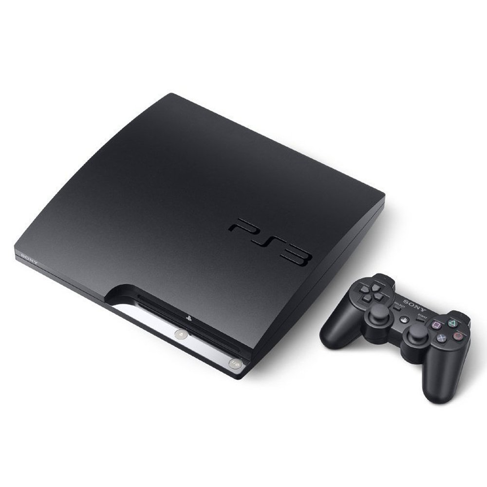7cba5b6b9 Sony PlayStation 3 320GB Slim Console  Amazon.co.uk  PC   Video Games