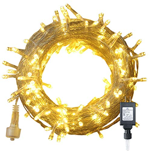 Fairy Led Lights Clear Cable in US - 5