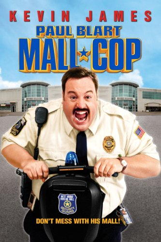 Paul Blart: Mall Cop - Jersey The Mall New