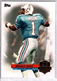 WARREN MOON 2012 Topps QB Immortals