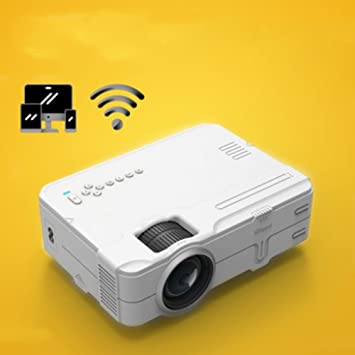 Amazon.com: Mini proyector portátil UBR para compartir la ...