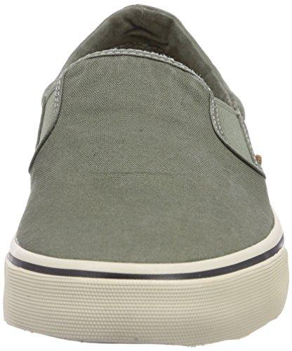 Sneakers Jones Profond amp; Gr Jack Mocassin Herren Coton Vert Lichen v7wIqT4xn