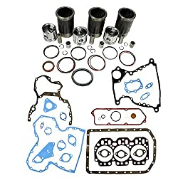 1409-3152LM John Deere Parts Engine Base Kit 1020;