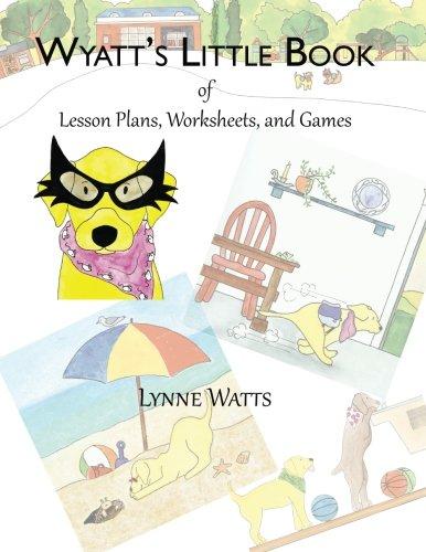 Workbook elementary art worksheets : Wyatt's Little Book of Lesson Plans, Worksheets, and Games: Lynne ...