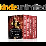 Debonair Dukes (Regency Romance) (5 Book Box Set)