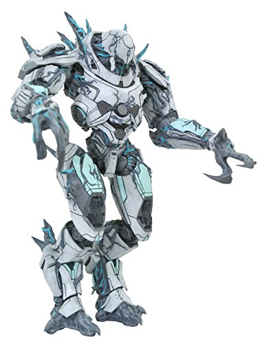 DIAMOND SELECT TOYS Pacific Rim Uprising: Drone Kaiju Select Action Figure
