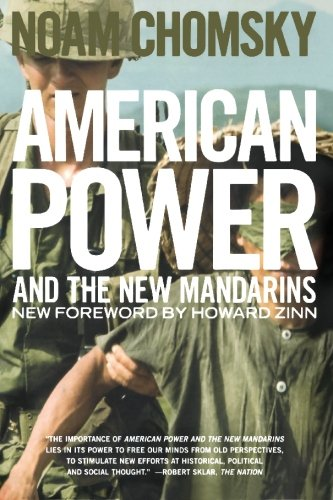 American Power and the New  Mandarins cover