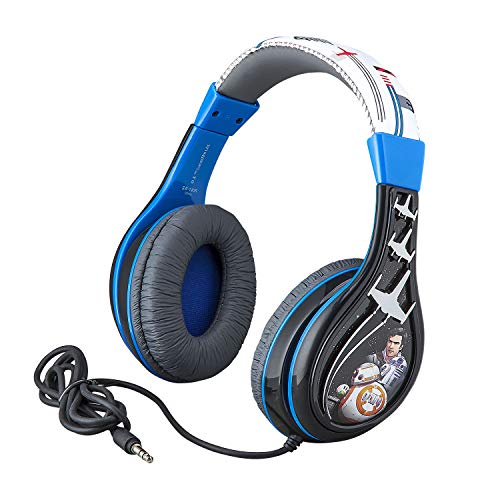 Star Wars Ep 9 Kids Adjustable Headphones Now $10.39 (Was $19.99)
