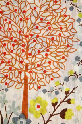 UrbanOutfitters.com > Tree Garden Curtain