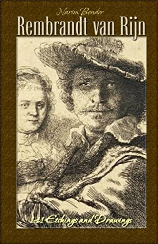 rembrandt van rijn paintings drawings and etchings