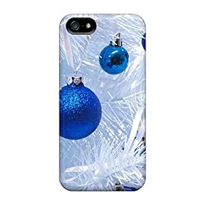 New Arrival Snow Tree @blue Ball AoCxtXN7020vOvQS Case Cover/ 5/5s Iphone Case