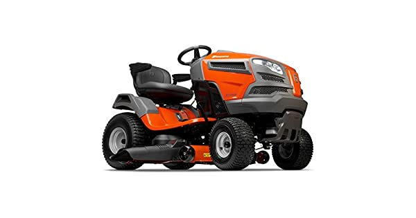 Amazon.com: Husqvarna YTH24V48 24 HP Yard Tractor, 48 ...
