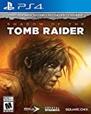Shadow of the Tomb Raider Croft Steel Book Edition-PlayStation 4