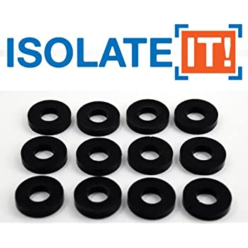 Amazon Com Isolate It Sorbothane Vibration Isolation