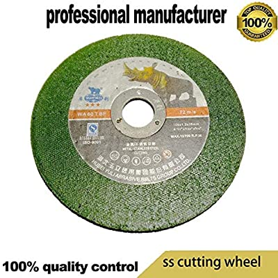 size 7 wholesale online high quality Maslin Stainless steel cutting disc WA 60T BF metal cutting ...