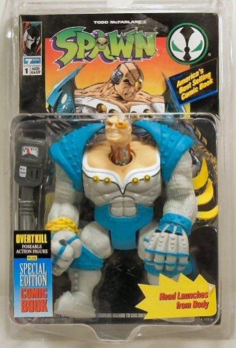 Spawn - 1994 - Tremor Action Figure…