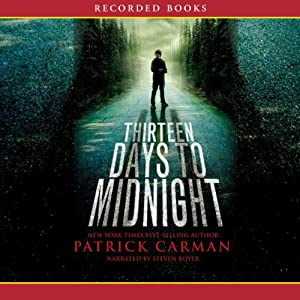 Thirteen Days to Midnight Audiobook