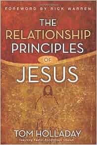 the relationship principles of jesus by rick warren