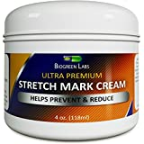 Natural Scar Removal Cream for Women and Men can Fade Old Scars and Stretchmarks With Pure Vitamin E and Moisturizing Coconut Oil and Jojoba Oil by Biogreen Labs