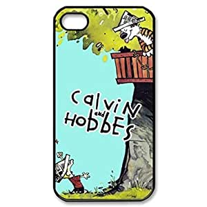 Ruby Diy Calvin And Hobbes Image protective Iphone 5s / Iphone 5 case 3dsKLkrmoTV cover Hard Plastic case cover for Iphone 5 5s